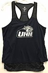 Ladies UNH Scaled Tank